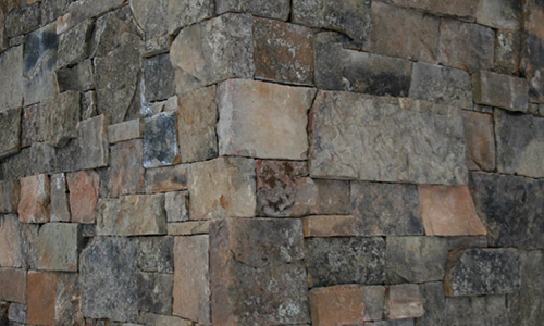 Wildhorse Veneer from Pine's Stone Company.