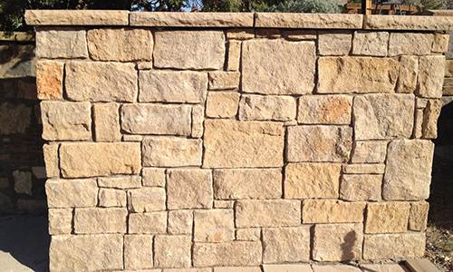 Winterset Veneer from Pine's Stone Company.
