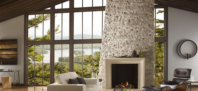 Eldorado Fireplace Surrounds by Pine's Stone Company